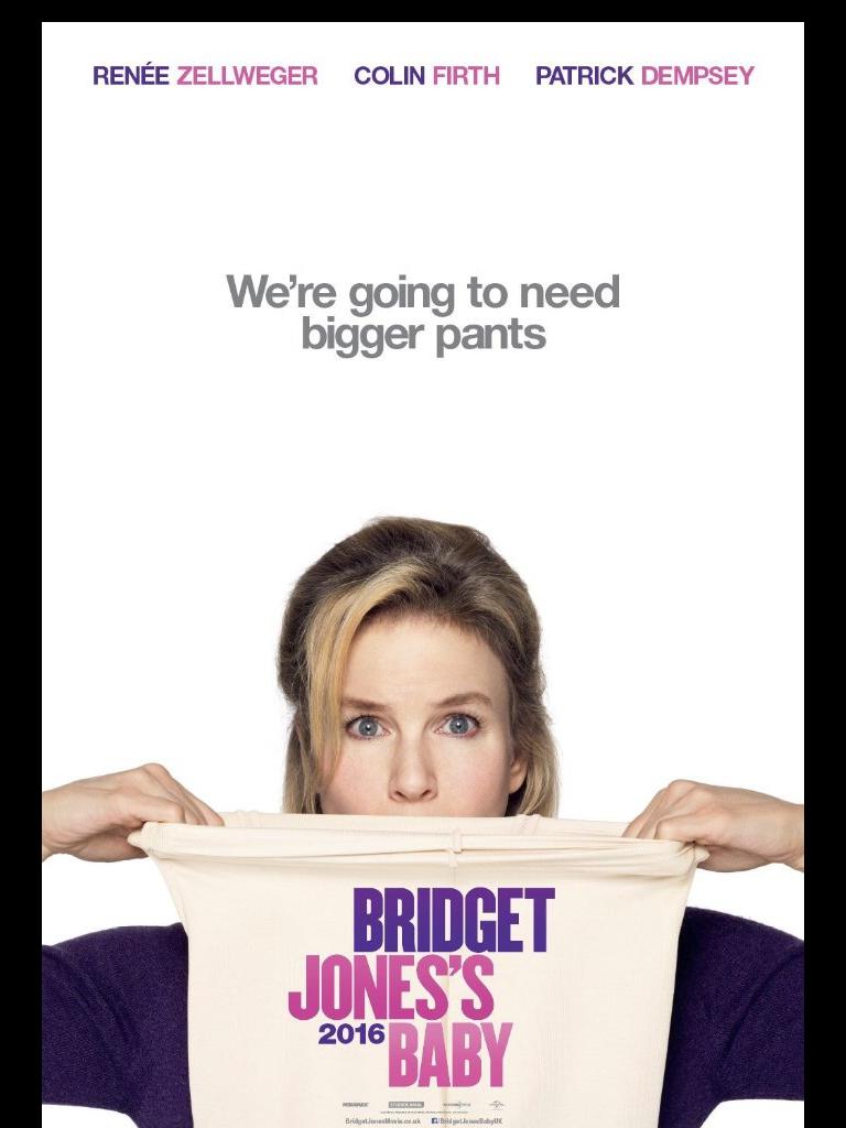 Bridget Jones Baby 2016 Keighley Film Club